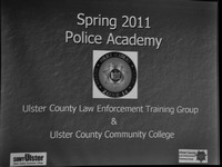 2011 Police Academy ~ Day 1