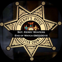 Sgt Kerry Winters - EOW 092216