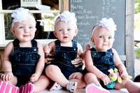 The Triplets turn 1!